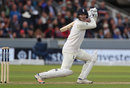 Toby Roland-Jones flashed an edge to gully, England v West Indies, 3rd Investec Test, Lord's, 2nd day, September 8, 2017