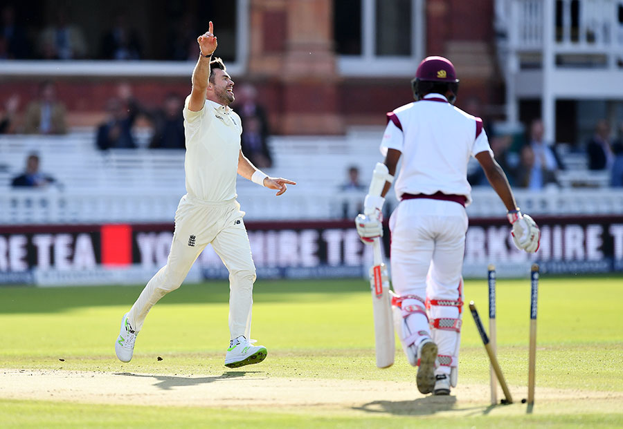 ENG vs WI 3rd Test: James Anderson Is A Relieved Man After Taking 500 Test Wickets 1