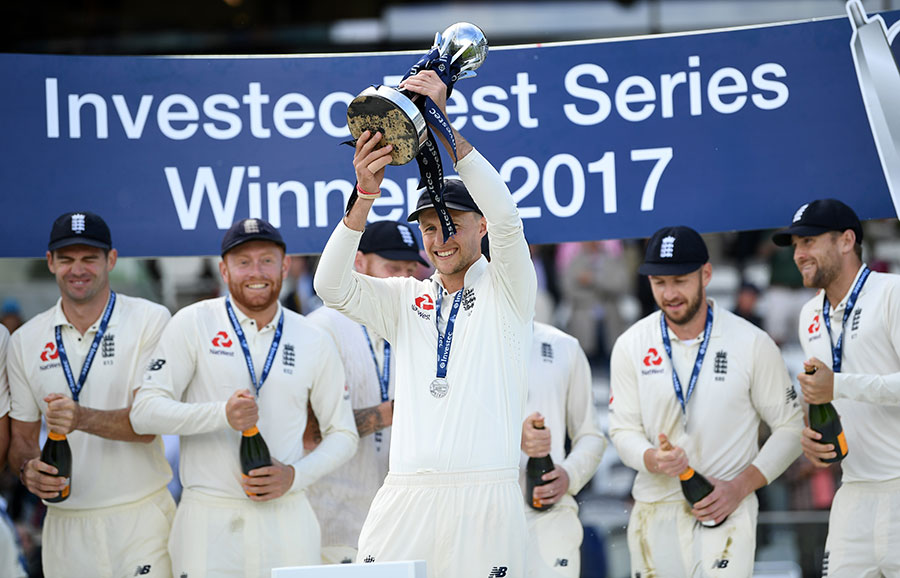 ENG vs WI 2017, 3rd Test: If we Perform at our Best, We can do Something Really Special in Australia - Joe Root 1
