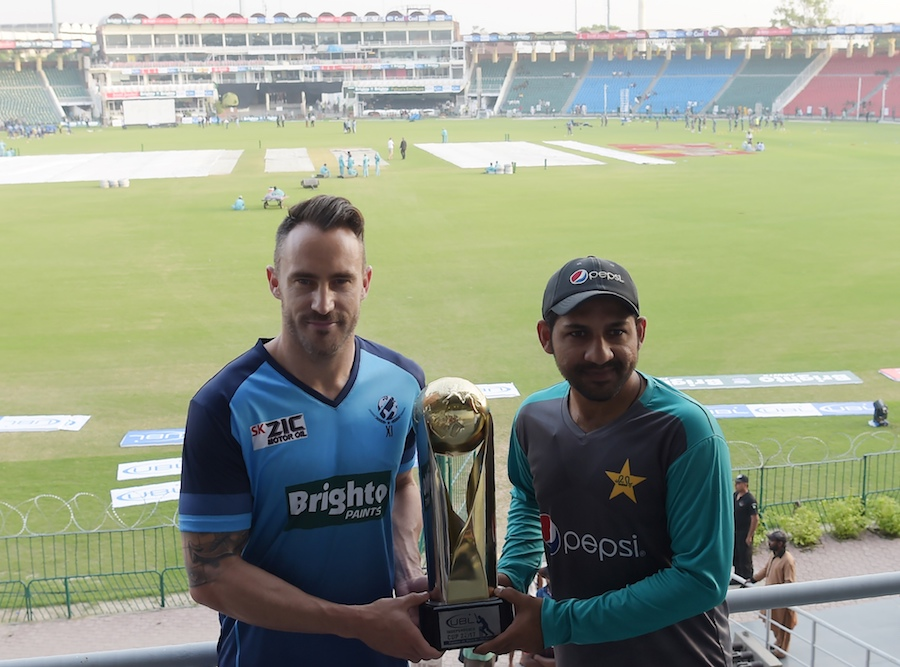 PAK vs SL 2017: Nothing Like Lifting the Trophy in Front of Home Fans - Sarfraz Ahmed 1
