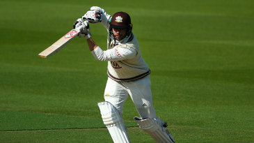 Mark Stoneman was fluent on his return to county cricket