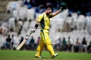 Matthew Wade shored up the Australians with a rapid 45, Indian Board President's XI v Australians, tour match, Chennai, September 12, 2017