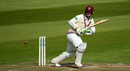 Steve Davies carried the fight for Somerset, Somerset v Lancashire, Specsavers Championship Division One, Taunton, 1st day, September 12, 2017