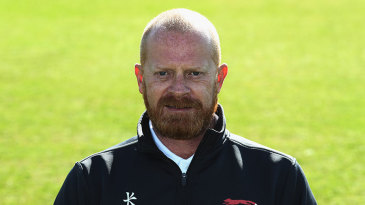 Graeme Welch is currently the Leicestershire bowling coach