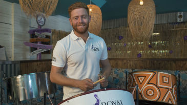 Jonny Bairstow ahead of the Royal London One-Day series against West Indies