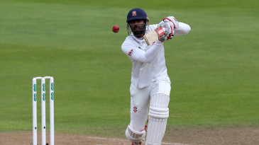 Varun Chopra made 98 against his old county