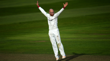 Jack Leach is taking wickets again