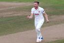 Sam Cook took three Warwickshire wickets, Warwickshire v Essex, Specsavers Championship Division One, Edgbaston, September 12-15, 2017