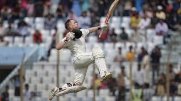 The hundreds in Bangladesh will have done Warner's confidence in his game in Asia a world of good