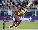 Evin Lewis was quickly into his stride, England v West Indies, only T20I, Chester-le-Street, September 16, 2017