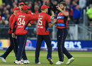 Liam Plunkett's pace and short balls hustled West Indies, England v West Indies, only T20I, Chester-le-Street, September 16, 2017