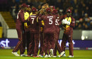 Jerome Taylor struck with the first ball of the innings, England v West Indies, only T20I, Chester-le-Street, September 16, 2017