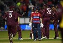 Eoin Morgan picked up another low score, England v West Indies, only T20I, Chester-le-Street, September 16, 2017