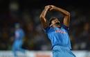 Jasprit Bumrah took a brilliant catch to send back Steven Smith, India v Australia, 1st ODI, Chennai, September 17, 2017