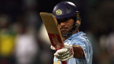 Yuvraj Singh smashed a fifty off 12 balls