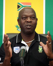 Ottis Gibson addressed his first press conference as South Africa's new coach, Johannesburg, September 19, 2017
