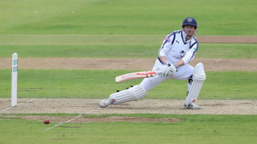 George Bailey sustained Hampshire against champions Essex