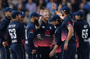 Ben Stokes struck in consecutive covers, England v West Indies, 1st ODI, Old Trafford, September 19, 2017