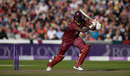Jason Holder chipped in with an unbeaten 41, England v West Indies, 1st ODI, Old Trafford, September 19, 2017