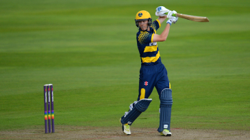 Nick Selman in action for Glamorgan