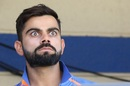 Virat Kohli was intense as ever, India v Australia, 3rd ODI, Indore