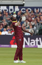 Gayle shines, but Mo's the man
