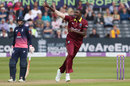 Jason Holder had Eoin Morgan caught behind first ball, England v West Indies, 3rd ODI, Bristol, September 24, 2017