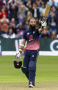 Moeen Ali thrashed a 53-ball hundred, England v West Indies, 3rd ODI, Bristol, September 24, 2017