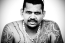 Sunil Narine gets his bling on