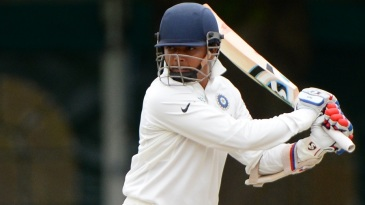 Prithvi Shaw opened the batting