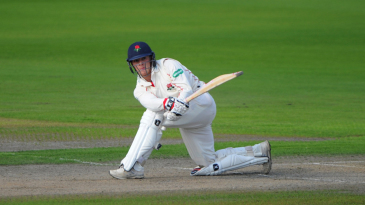 Rob Jones bats for Lancashire