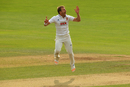Neil Wagner celebrates a Yorkshire wicket, Essex v Yorkshire, Specsavers Championship Division One, Chelmsford, September 26, 2017