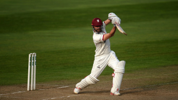 James Hildreth batted Somerset into a dominant position
