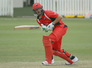 Cameron Valente tucks the ball into the leg side, South Australia v Cricket Australia XI, JLT One-day Cup, September 27, 2017