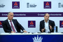 James Whitaker and Andrew Strauss were at England's Ashes squad unveiling, The Oval, September 27, 2017