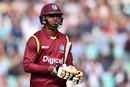 Marlon Samuels' run of poor form continued, England v West Indies, 4th ODI, The Oval, September 27, 2017