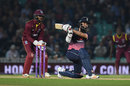 Moeen Ali's late dart got England ahead of the DLS, England v West Indies, 4th ODI, The Oval, September 27, 2017