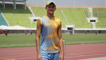 17-year old Shaheen Afridi, Quaid-e-Azam trophy's new sensation