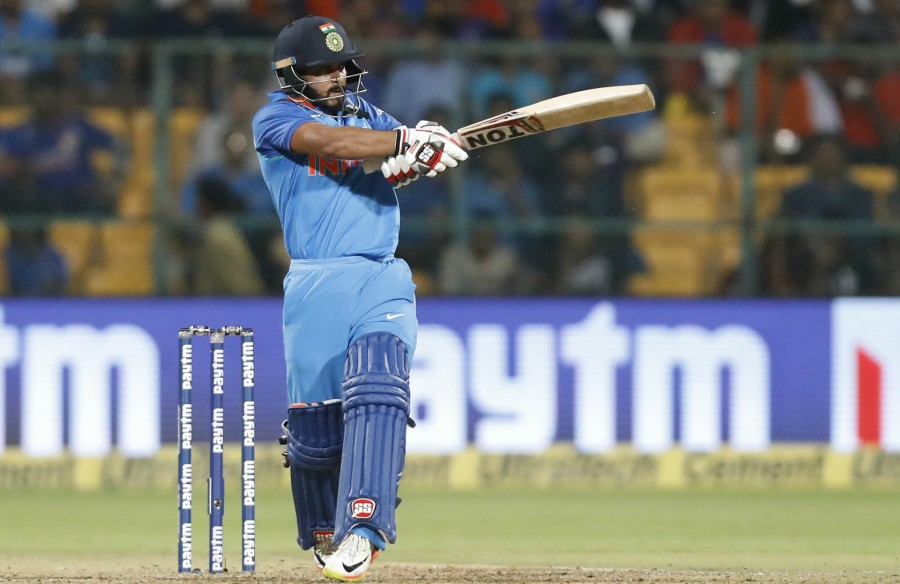 India vs Australia 2017: India's Predicted Eleven For Second T20I