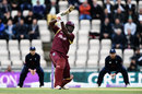 Chris Gayle launched a cascade of sixes, England v West Indies, 5th ODI, Ageas Bowl, September 29, 2017