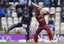 Shai Hope anchored the innings with a patient knock, England v West Indies, 5th ODI, Ageas Bowl, September 29, 2017
