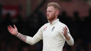 Ben Stokes' future remains under a cloud