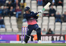 Jason Roy helped get the chase off to a good start, England v West Indies, 5th ODI, Ageas Bowl, September 29, 2017