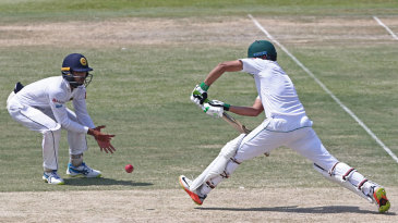 Azhar Ali reaches out to defend