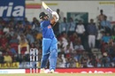 Rohit Sharma was at his six-hitting best again, India v Australia, 5th ODI, Nagpur, October 1, 2017