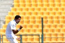 Mohammad Abbas was in a celebratory mood, Pakistan v Sri Lanka, 1st Test, Abu Dhabi, 5th day, October 2, 2017