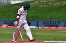 Sami Aslam walks off after being dismissed, Pakistan v Sri Lanka, 1st Test, Abu Dhabi, 5th day, October 2, 2017