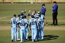 Mickey Edwards took 4 for 31 in nine overs, New South Wales v Tasmania, JLT One-Day Cup 2017, Perth