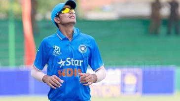 Shubman Gill top scored for India U-19 during the one-dayers in England