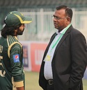 Basit Ali has a chat with Fawad Alam, Lahore, December 13, 2014